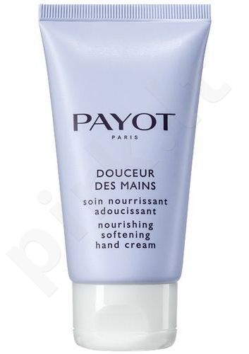 Payot Douceur Hand Cream, 50ml, kosmetika moterims