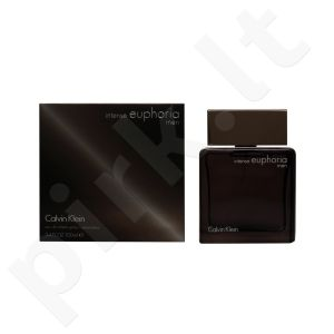 CALVIN KLEIN EUPHORIA MEN INTENSE edt vapo 100 ml Pour Homme