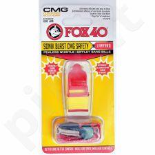 Švilpukas FOX40 Sonic CMG Blast + virvutė 9203-3108