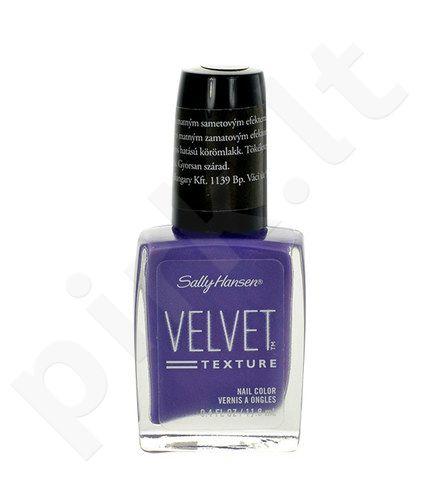 Sally Hansen Velvet Texture Nail Color, kosmetika moterims, 11,8ml, (630 Lush)