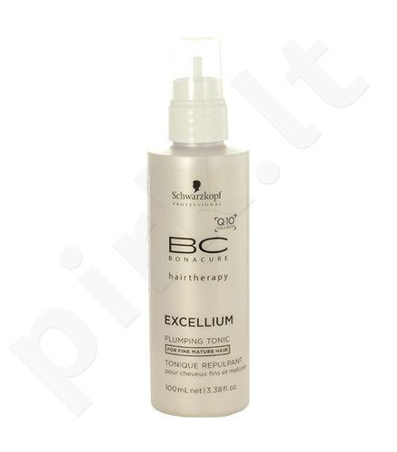 Schwarzkopf BC Bonacure Excellium Plumping Tonic, kosmetika moterims, 100ml