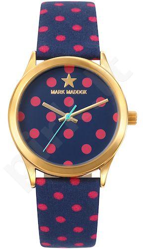 Moteriškas laikrodis MARK MADDOX – Street Style. 34 mm. kvarcinis WR 30 meters
