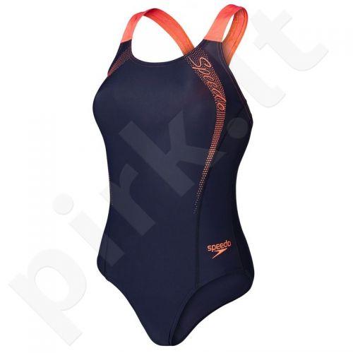 Maudymosi kostiumėlis Speedo Sports Logo Medalist W 8-09689A601