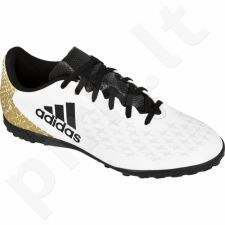 Futbolo bateliai Adidas  X 16.4 TF Jr AQ4364