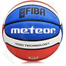 Krepšinio kamuolys Meteor treniruotėms BR7 FIBA