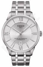 Laikrodis TISSOT CHEMIN DES TOURELLES POWERMATIC 80 vyriškas T0994071103800