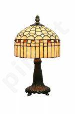 Vitražinė stalinė lempa 50771