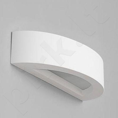 Sieninis šviestuvas gipsinis 10-OMEGA N