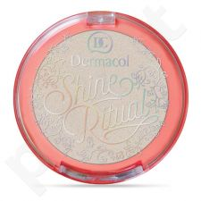 Dermacol Shine Ritual Eye-Cheeks-Lips, kosmetika moterims, 2g, (Golden)