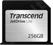 Transcend Flash Expansion Card 256GB JetDrive Lite 130 Macbook Air 13'' 95/60MB/