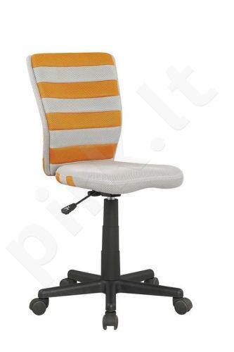 Vaikiška kėdė FUEGO, oranžinė