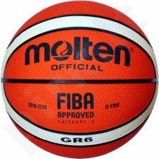Krepšinio kamuolys Molten BGR6-OI