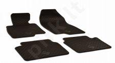 Kilimėliai Mazda 6 Wagon 2012-> (black)
