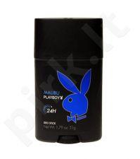 Playboy Malibu, 51g, pieštukinis dezodorantas vyrams