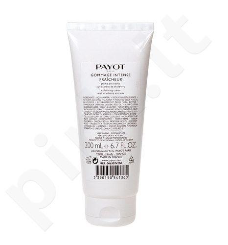 Payot Gommage Exfoliating Cream, 200ml, kosmetika moterims
