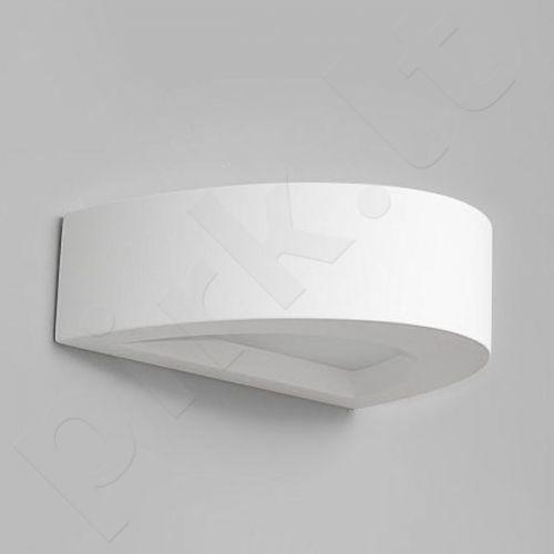 Sieninis šviestuvas gipsinis 10-OMEGA O
