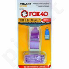Švilpukas FOX40 Sonic CMG Blast + virvutė 9203-0808