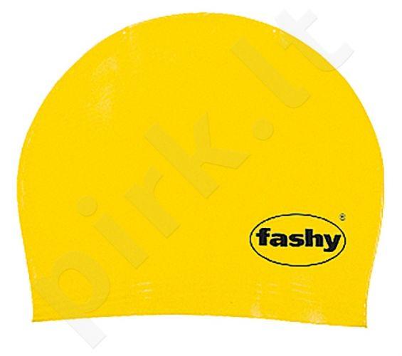 Kepuraitė plaukimui Sport lateksinė 3030 30 yellow
