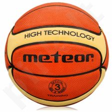 Krepšinio kamuolys Meteor Cellular 3 07113