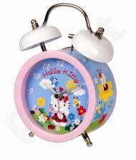 Pastatomas laikrodis-žadintuvas WAKE UP HELLO KITTY CLOCK HK25199