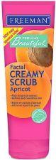 Freeman Facial kremasy Scrub Apricot, kosmetika moterims, 150ml