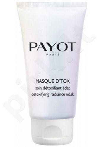 Payot Radiance Mask kaukė, 200ml, kosmetika moterims