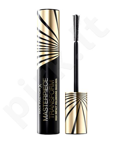 Max Factor Masterpiece Transform, blakstienų tušas moterims, 12ml, (Black)