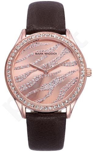 Moteriškas laikrodis MARK MADDOX – Street style. 38 mm. kvarcinis WR 30 meters