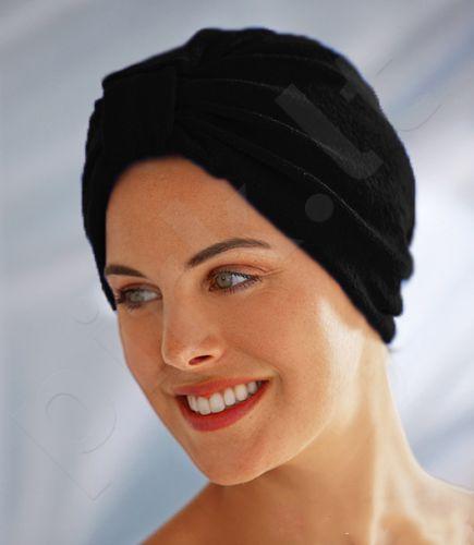 Kepurė saunos 80CO20PE 3821 20 black