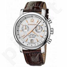 Vyriškas laikrodis WENGER URBAN VINTAGE CHRONO 01.1043.110