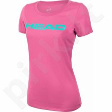 Marškinėliai tenisui Head Transition Lucy T-shirt W 814576-PKTQ