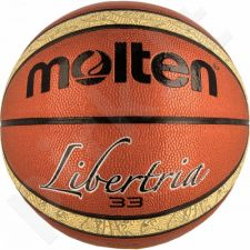 Krepšinio kamuolys Molten Libertria B7T3500