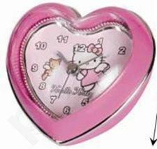 Pastatomas laikrodis-žadintuvas WAKE UP HELLO KITTY CLOCK HK25203