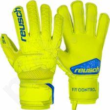 Pirštinės vartininkams Reusch Fit Control SG Extra Finger Support 3970830-583