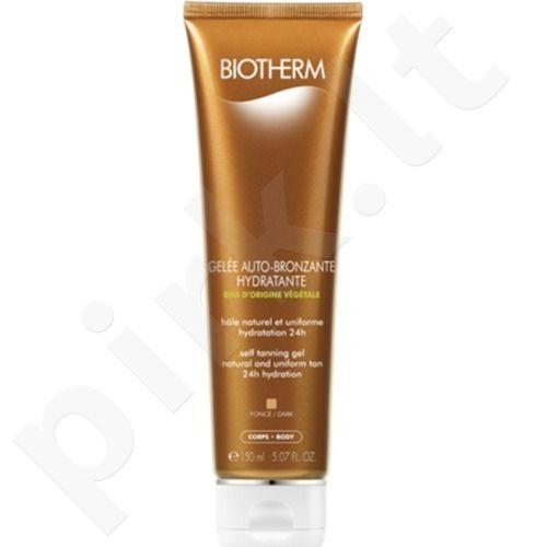 (Testeris) Biotherm Self Tonning kūno želė, 150ml, kosmetika moterims