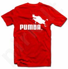 """Marškinėliai """"PUMBA"""""""