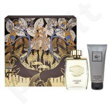 Lalique (EDP 125 ml + 100 ml dušo želė) Pour Homme Lion, rinkinys vyrams