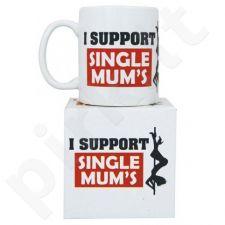 Vienišų mamų puodelis