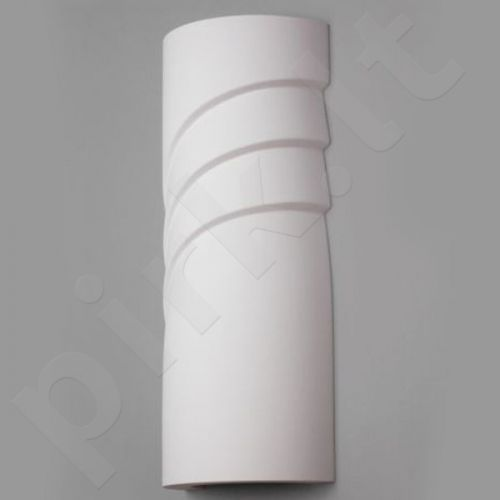 Sieninis šviestuvas gipsinis 10-RURA FALA