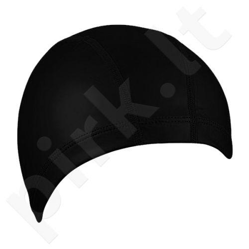 Kepuraitė plaukimui vyrams 80PE20E 7728 0  black