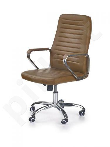 Darbo kėdė ATOM, ruda