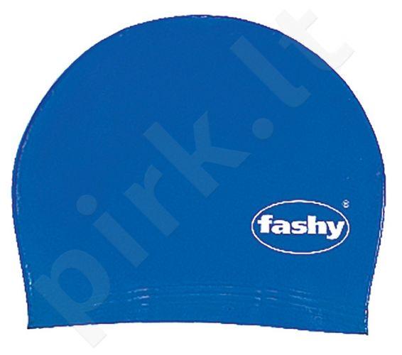 Kepuraitė plaukimui Sport lateksinė 3030 50 blue