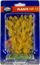 AQUA NOVA plastikinis augalas 13cm