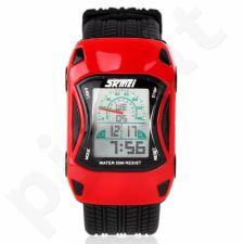 Vaikiškas laikrodis SKMEI 0961B Kids Red Vaikiškas laikrodis