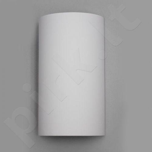 Sieninis šviestuvas gipsinis 10-RURA GŁADKA