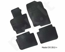 Guminiai  kilimėliai Mazda CX-5 2012-> /4pc, 546801