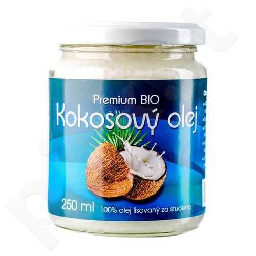 Sonnenmacht Premium Bio Coconut Oil, kosmetika moterims ir vyrams, 250ml