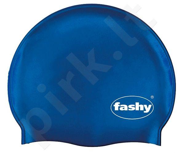 Kepuraitė plaukimui Sport silikon. 3040 54 navy