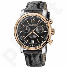 Vyriškas laikrodis WENGER URBAN VINTAGE CHRONO 01.1043.113