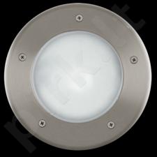 Lauko įmontuojamas grindinis šviestuvas EGLO 86189 | RIGA 3